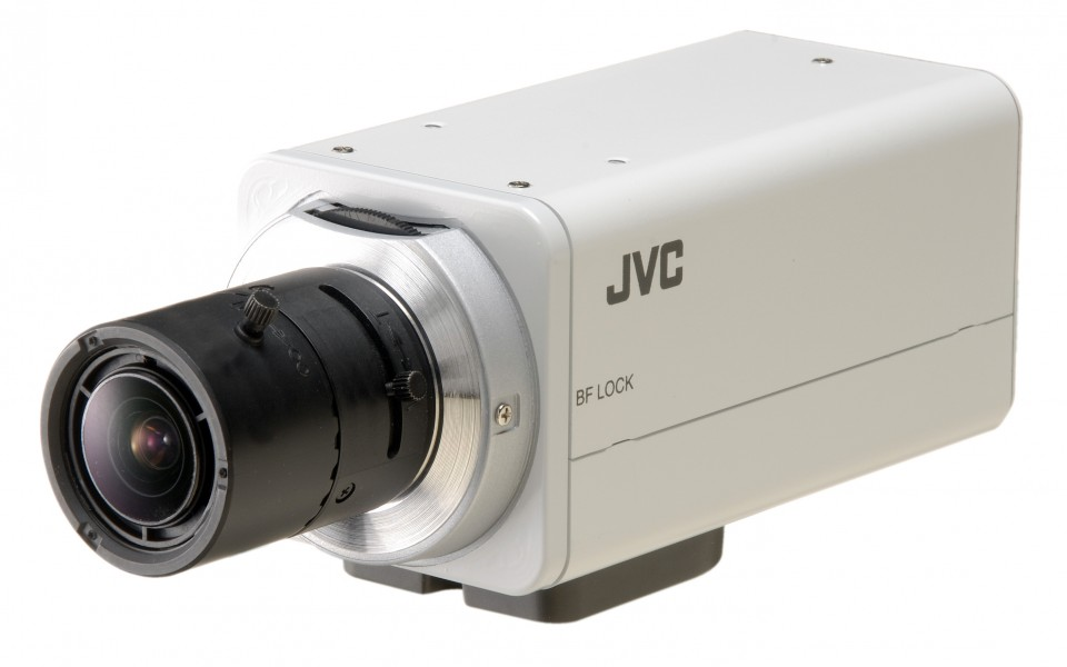 دوربین مداربسته JVC