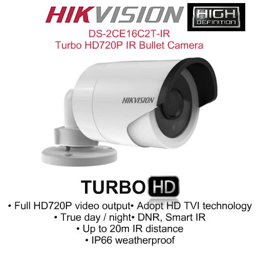 دوربین مداربسته بولت Turbo HD